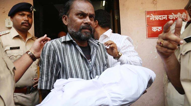 Cameraman dies of heart attack while covering Thane gruesome