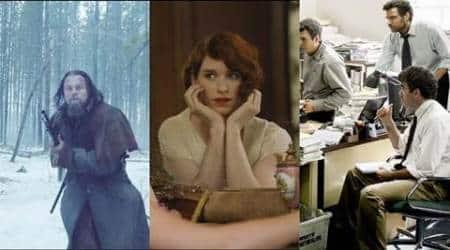 The Revenant, Oscar films, The Danish Girl, Spotlight, Oscar news, The Revenant india, The Revenant news, The Revenant cast, entertainment news