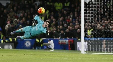 Champions League , FA Cup, Thibaut Courtois, Courtois, Chelsea, Chelsea goals, football news, Football