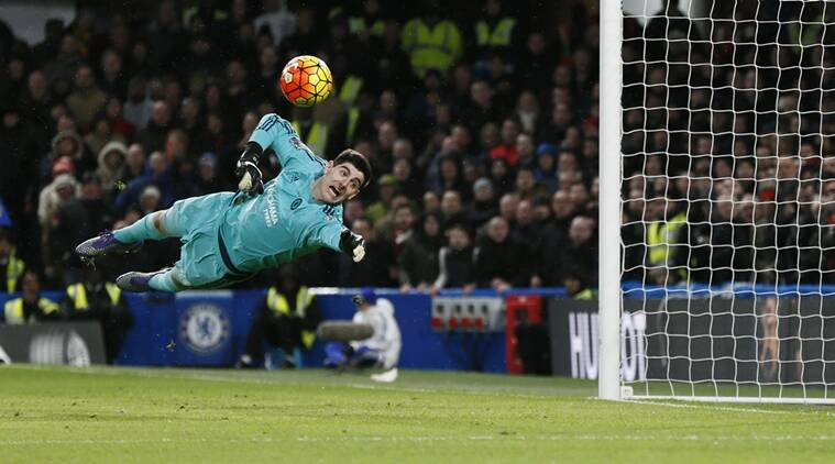 Chelsea must reach final of Champions League: Courtois
