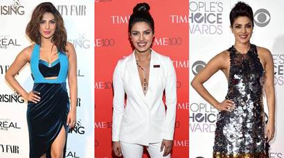 Priyanka Chopra in white at TIME 100 Gala, plus her other red carpet looks