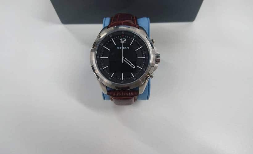 Titan Juxt, Titan, Titan Juxt smartwatch, HP, Titan Juxt smartwatch features, Titan Juxt smartwatch price, tech news, technology