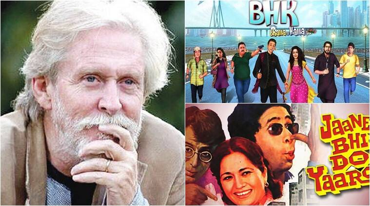 Tom Alter, BHK Bhalla@Halla.Kom, Jaane Bhi Do Yaaro, comedy film, hindi comedy, Jaane Bhi Do Yaaro film, entertainment news