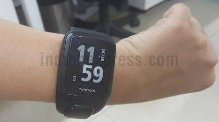 TomTom Spark Music+Cardio watch #ExpressReview: Meant for fitnessfreaks
