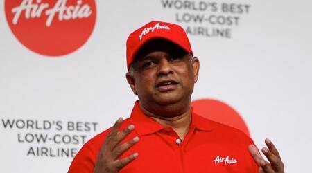 CBI books Air Asia's Tony Fernandes for violating aviation norms