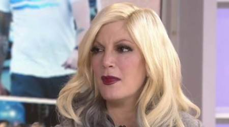 I couldn't hide marriage crisis from fans: Tori Spelling