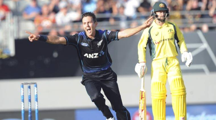 Trent Boult, Boult, trent boult injury, new zealand vs australia, nz australia odi series, aus nz odi, cricket news, sports news