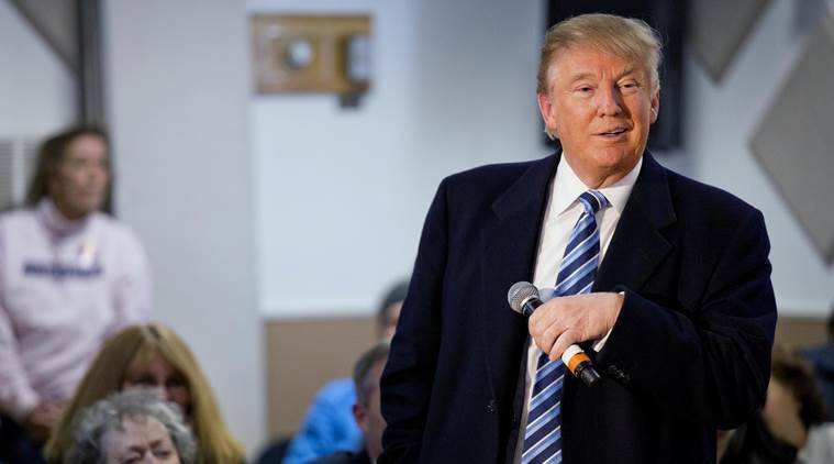 Republican presidential candidate Donald Trump.N.H. (AP Photo)