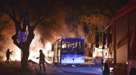 Syrian man behind deadly Ankara car bomb attack: Turkey