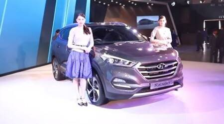 New Hyundai Tucson SUV & Hyundai Carlino Sub-Compact SUV: First Look Video