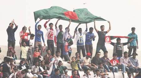 In Dhaka, they never abandon their cricketers