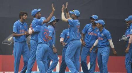 India U-19 beat England by one wicket, complete 5-0 clean sweep