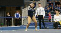 Watch: American gymnast's hip-hop moves during the performance are winning the internet