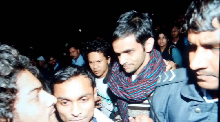 JNU row, Anirban Bhattacharya, umar khalid, JNU sedition case, anti national slogans, delhi police, JNU hostel, india news
