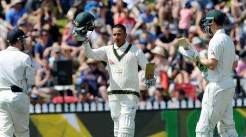 Usman Khawaja, Usman Khawaja Australia, Australia Usman Khawaja, Khawaja Test hundred, NZ vs Aus, Aus vs NZ, Cricket News, Cricket