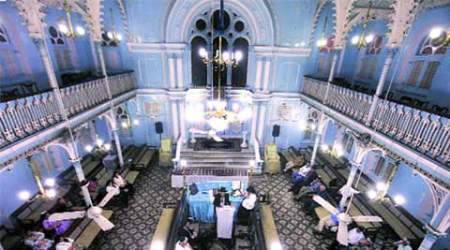 Once upon a time: A synagogue in the centre of Kala Ghoda stands the test of time