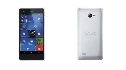 Vaio Phone Biz: Windows 10 Mobile gets an unexpected partner