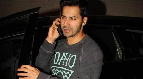 Varun Dhawan, Varun Dhawan Dishoom, Varun Dhawan Encourage youth, Varun Dhawan Encourage Girls, Varun Dhawan upcoming Film, Varun Dhawan in Dishoom, Entertainment news