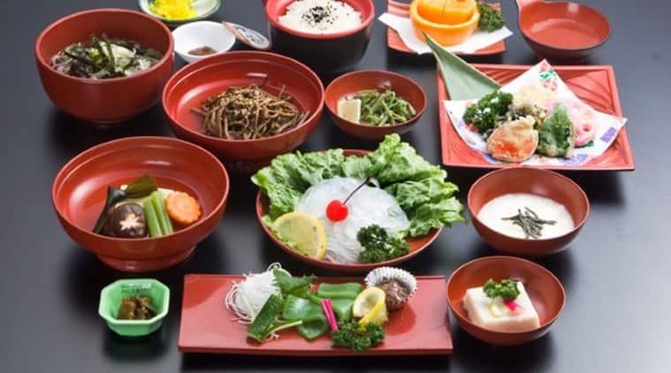 Japan, Cool Japan Festival, High Street Phoenix, Mumbai, Japanese cuisine, sushi, Zen Buddhism, Donburi, Shojin ryori, Doryaki, Azuki, Doraemon
