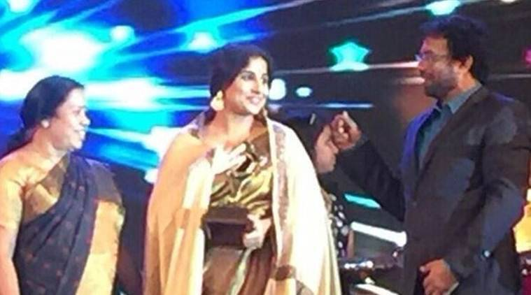 Vidya Balan, Vidya Balan Award, Vidya Balan receives Pride of Kerala, Vidya Balan Pride of Kerala Award, Entertainment news
