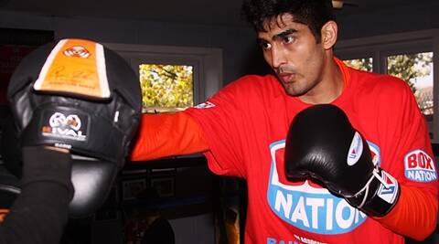 Vijender Singh's maiden pro title bout to be held in  India