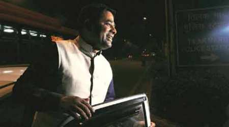 Arrested, Vikram Singh Chauhan to cops: I tried to rescuejournalists