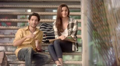 Alia Bhatt, Cornetto, Cornetto ad,Vikrant Massey, Alia Bhatt news, Vikrant Massey news, entertainment news