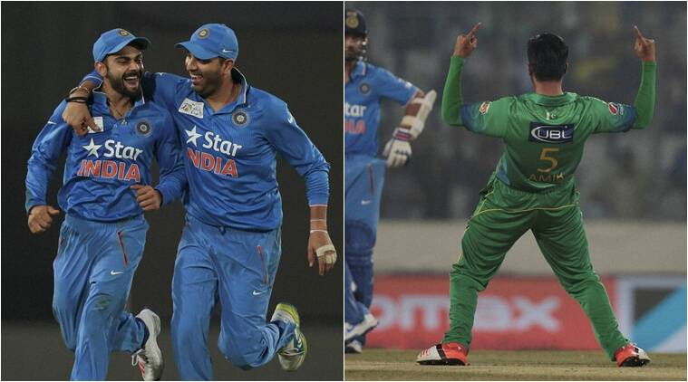 Virat Kohli, Mohammad Amir, Kohli Amir, Amir Kohli, India vs Pakistan, Ind vs Pak, India Pakistan, Pakistan vs India, Asia Cup, Asia Cup 2016, Shoaib Akhtar, Cricket News, Cricket