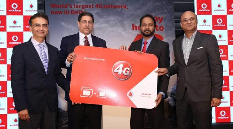 Vodafone 4G, Vodafone 4G Delhi, Vodafone, Vodafone 4G services Delhi, Vodafone 4G Delhi SIM, 4G SIM Vodafone, Get 4G, Vodafone 4G Data cost, technology, technology news