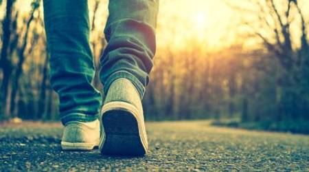 People who walk regularly, live longer: Study