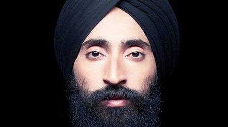 US based Sikh Actor Waris Ahluwalia denied entry inside plane