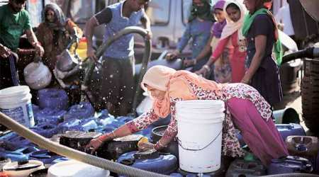 Water supply set to be normal from today: Delhi JalBoard
