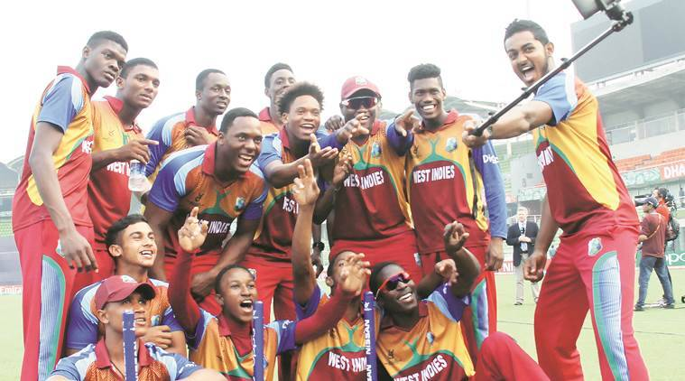 darren sammy, alzarri joseph, under 19 team, west indina team, world cup, youth world cup, dharamshala, WICB, west indies cricket, cricket news, sports news