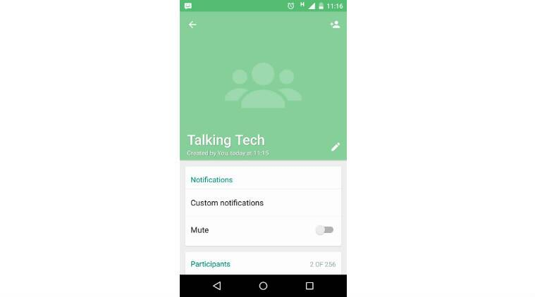 WhatsApp group chats can now add 256 members: Here's how