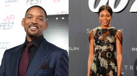I'm completely in love with Will Smith: NaomieHarris