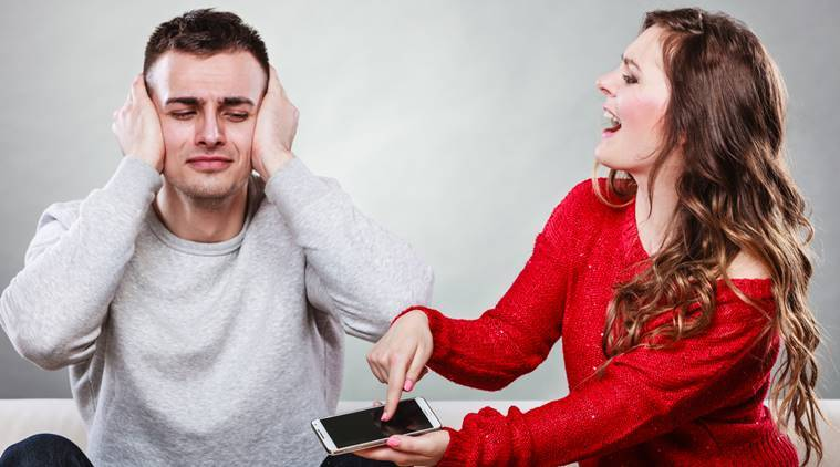 dating unstable woman