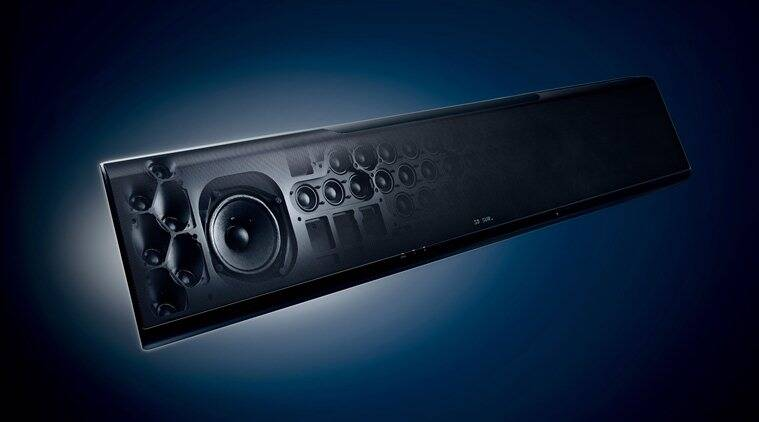 The magic of Yamaha YSP-5600 relies on its vertical plan beam drivers with dolby atmos sound technology. It takes hearing to believe what this one is capable of.