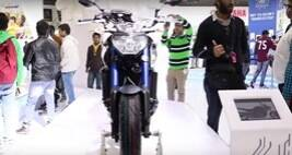 Yamaha MT-09 Launched At Auto Expo 2016: First Look Video