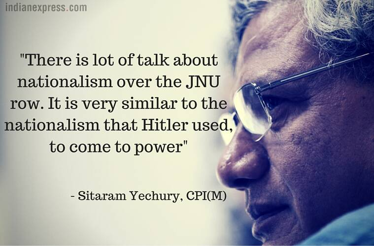 Budget session, parliament, jnu row, sitaram yechury, congress, jnu row, rohith vemula