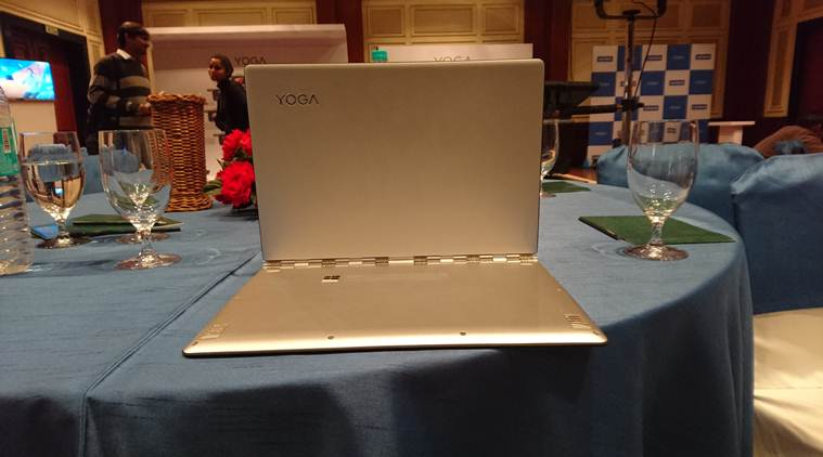 Lenovo Yoga 900 is the world's thinnest and lightest 13-inch convertible laptop