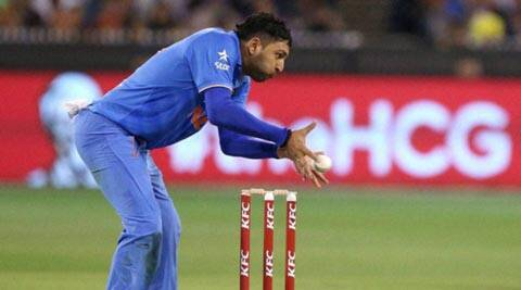Talking sport: It's as a bowler that Yuvraj Singh lends  greater balance to the team