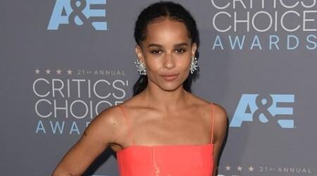 Zoe Kravitz, singer Zoe Kravitz, actress Zoe Kravitz, Zoe Kravitz songs, Zoe Kravitz parents, Zoe Kravitz news, Zoe Kravitz movies, entertainment news