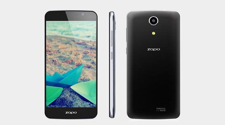 Zopo Hero 1 is a budget smartphone with 5-inch display and mid-range specs (Source: Zopo Brand)