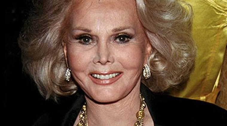 Zsa Zsa Gabor, Zsa Zsa Gabor hospitalised, Zsa Zsa Gabor news, Zsa Zsa Gabor birthday, entertainment news