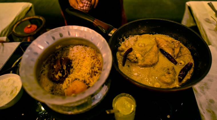 How an exiled lucknow nawab left his mark on kolkata s for Awadhi cuisine dishes
