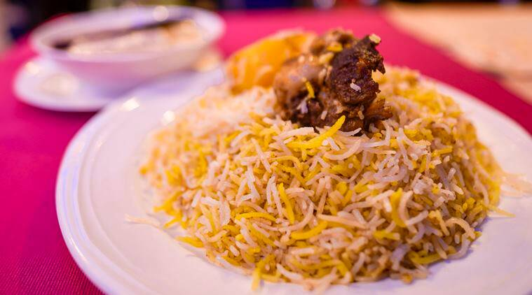 Biryani, biryani recipe, qorma recipe, resala recipe, Express recipes, Kolkata biryani, Awadhi cuisine, Awadhi food, Lucknow, nawab, Wajid Ali Shah, khansama, potatoes, recipes with potatoes, potatoes in biryani, Manzilat Khan, Bengali cuisine, Bengali food, Mughals, hilsa, bandel