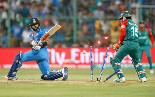 Virat Kohli, Chinnaswamy Stadium, Bangalore, india vs bangladesh, india vs bangladesh, cricket photos