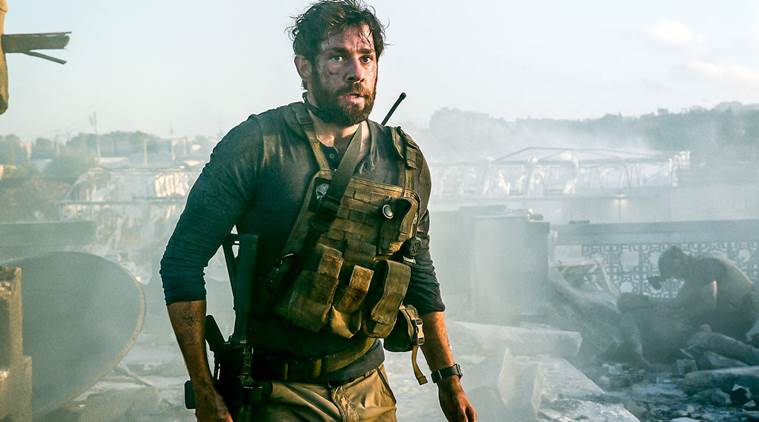 13 Hours: The Secret Soldiers Of Benghazi movie review, 13 Hours: The Secret Soldiers Of Benghazi review, 13 Hours: The Secret Soldiers Of Benghazi, John Krasinski, James Badge Dale, Pablo Schreiber, movie review, review, stars, ratings, film review, Entertainment news
