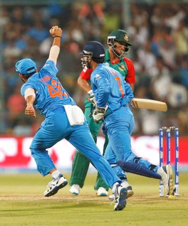 Shakib Al Hasan, Suresh Raina, MS Dhoni, Ravichandran Ashwin, Chinnaswamy Stadium, Bangalore, india vs bangladesh, india vs bangladesh, cricket photos