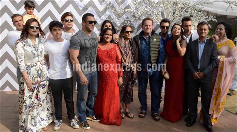 Salman Khan Has A Special Birthday Wish For Dad Salim Khan Shares